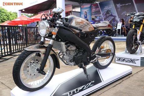 Can canh 'xe no' Yamaha TFX 150 sieu doc tai VN - Anh 6