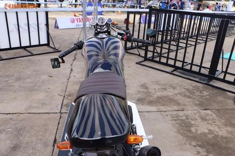 Can canh 'xe no' Yamaha TFX 150 sieu doc tai VN - Anh 9