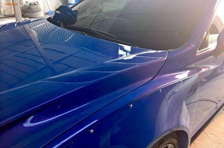 Sedan Mazda 6 do widebody 'doc nhat' Viet Nam - Anh 4