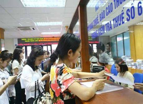 145 doanh nghiep o Ha Noi no thue lon - Anh 1
