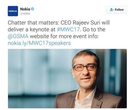 Nokia xac nhan ra mat thiet bi moi tai MWC 2017 - Anh 1