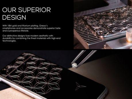 Chiec iPhone 7 tuyet dep gia 5.900 USD huong toi nu doanh nhan - Anh 3
