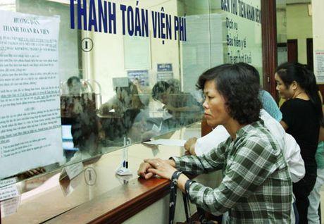 Vien phi cua Ha Noi va 15 dia phuong bat dau tang 18% - Anh 1