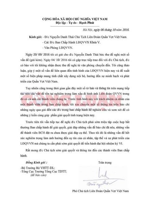 Vu to cao lanh dao VTF: 'De nghi cuoc hop bat thuong giai dap van de bao chi neu' - Anh 1