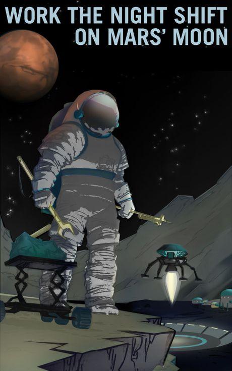 Moi xem poster tuyen nguoi len sao Hoa cua NASA, neu hop hay nop don xin! - Anh 7