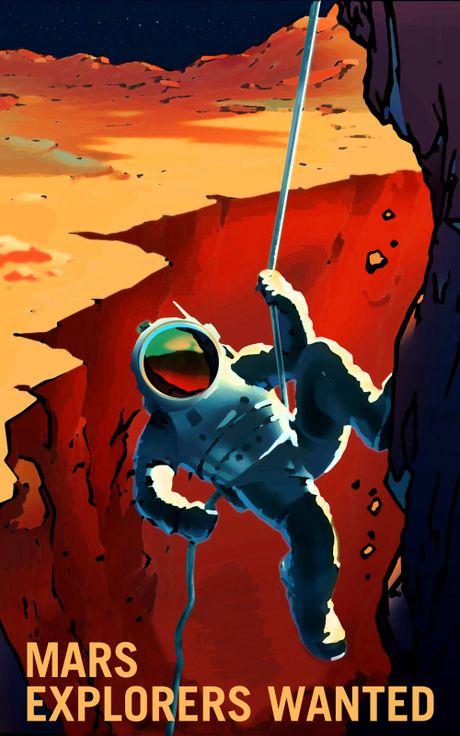 Moi xem poster tuyen nguoi len sao Hoa cua NASA, neu hop hay nop don xin! - Anh 8