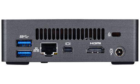 Gigabyte nang cap may tinh nho gon BRIX voi CPU Kaby Lake, USB-C, M.2-2280 NVMe - Anh 4