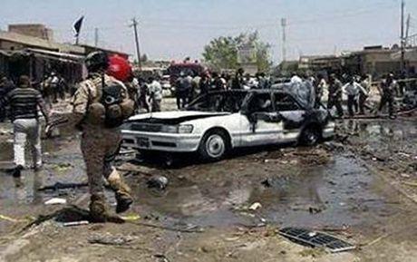 Danh bom lieu chet tai Nigeria, hon 20 nguoi thuong vong - Anh 1