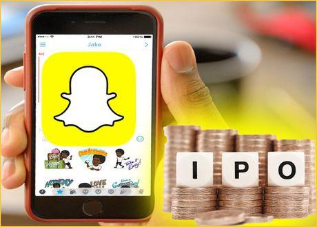 Snapchat khoi dong IPO uoc tinh len den 25 ty USD - Anh 1