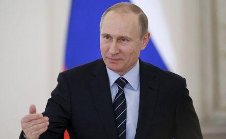Ong Putin chi trich Phap ve nghi quyet Syria - Anh 1