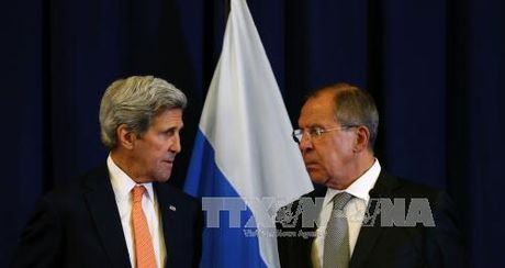 Ngoai truong Lavrov: Nga khong nuoi y dinh gay chien voi My - Anh 1