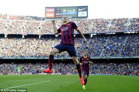 Chua da El Clasico, Barcelona da thang 1-0 - Anh 1