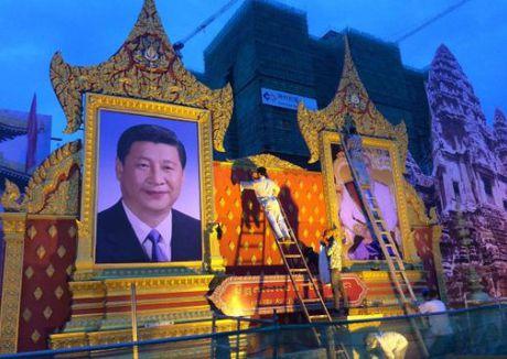 Ong Duterte co lam giam gia tri cua Campuchia trong con mat Trung Nam Hai? - Anh 1