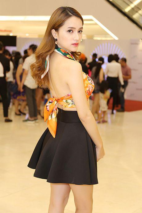 Huong Giang Idol: 'Toi dep nhat khi toi co nhieu tien' - Anh 4