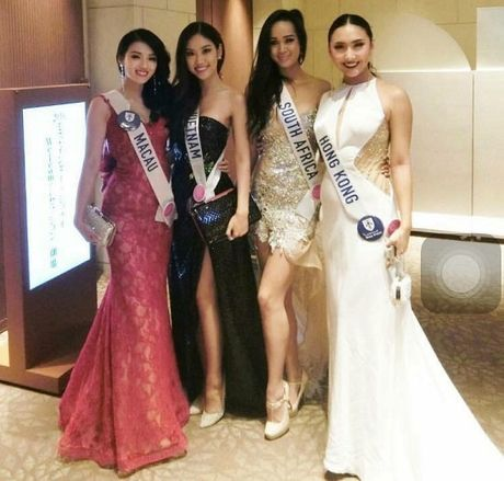 Phuong Linh tu tin do sac ben dan thi sinh Hoa hau Quoc te 2016 - Anh 19