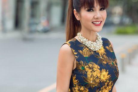 Hoa hau Kieu Khanh tre trung nhu thuo xuan thi o tuoi 47 - Anh 8