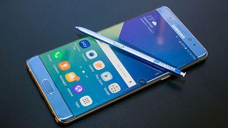 Galaxy Note 7 va cai ket dang cho thuong hieu Galaxy Note - Anh 1