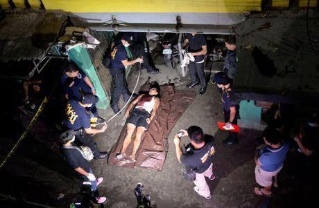 Ba cong dan Han Quoc bi ban chet o Philippines - Anh 1