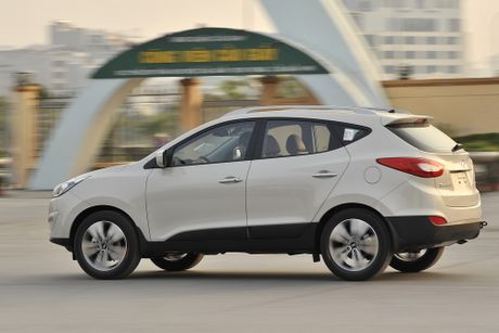 Hyundai Tucson va Genesis dat diem cao nhat trong trai nghiem cua khach hang - Anh 2
