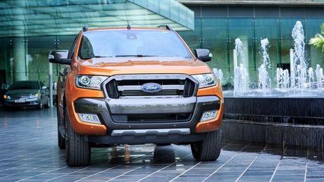 Ford Ranger dan dau trong 2.654 xe cua Ford VN ban ra trong thang 9 - Anh 2