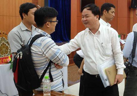 Nha may thep o thuong nguon: 'Quang Nam chi xin y kien cap tren!' - Anh 1