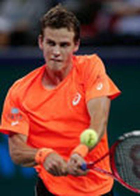 Chi tiet Djokovic - Pospisil: Break ban le (KT) - Anh 2