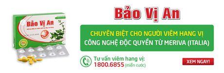 "5 su that ""kho luong"" ve viem trot hang vi da day - Anh 3"