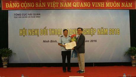 Hai quan Ha Nam Ninh doi thoai voi 200 DN co hoat dong XNK tren dia ban - Anh 2