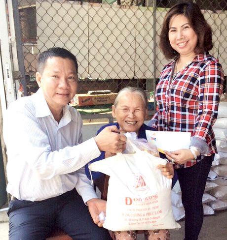 Doanh nhan Nguyen Ngoc Lang: Khong co uoc mo con hon ca doi ngheo - Anh 4