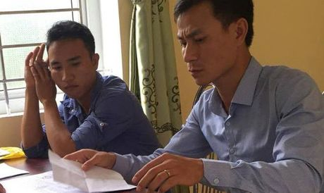 Gia mao cong van Chinh phu, tho ho bi phat 3 trieu dong - Anh 1