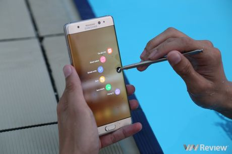 Samsung co the bo thuong hieu Galaxy Note - Anh 1