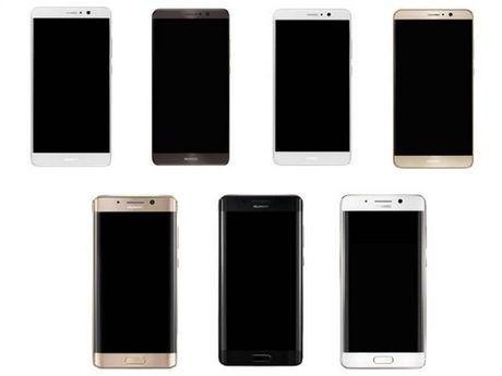 Ro ri Huawei Mate 9 voi man hinh cong giong Note 7 - Anh 1