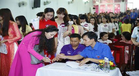 'Nu sinh vien Viet Nam duyen dang 2016' chinh thuc buoc vao vong so khao - Anh 1
