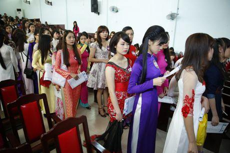 'Nu sinh vien Viet Nam duyen dang 2016' chinh thuc buoc vao vong so khao - Anh 4