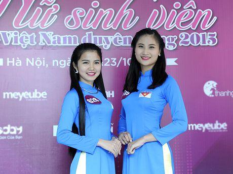 'Nu sinh vien Viet Nam duyen dang 2016' chinh thuc buoc vao vong so khao - Anh 5