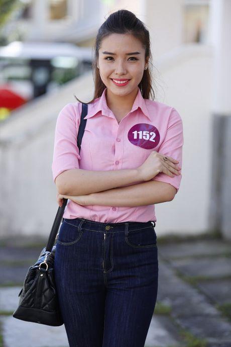 'Nu sinh vien Viet Nam duyen dang 2016' chinh thuc buoc vao vong so khao - Anh 7
