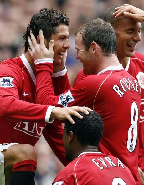 Ronaldo cham dut co hoi ve Man United, huong luong chi thua Messi - Anh 2