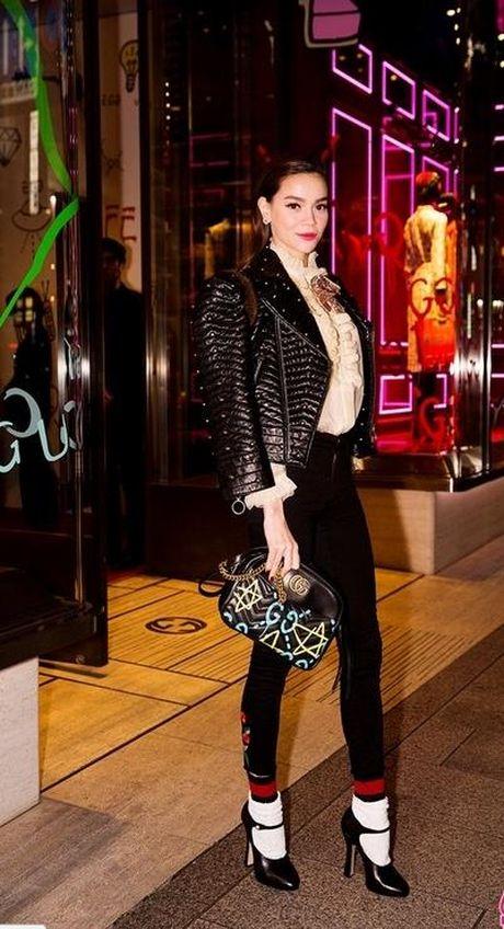 Ho Ngoc Ha bi doi ten tren trang chu Gucci - Anh 2