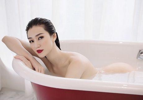 Khanh My tung 'anh nong', lam fan dung ngoi khong yen voi du an moi - Anh 10