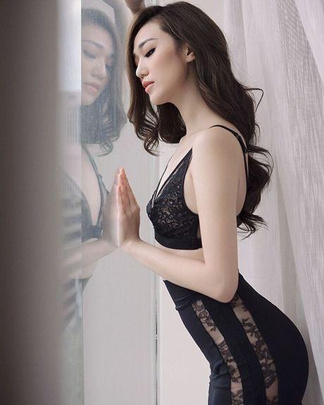 Khanh My tung 'anh nong', lam fan dung ngoi khong yen voi du an moi - Anh 3