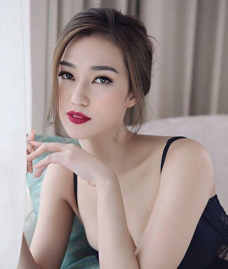 Khanh My tung 'anh nong', lam fan dung ngoi khong yen voi du an moi - Anh 4
