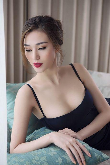 Khanh My tung 'anh nong', lam fan dung ngoi khong yen voi du an moi - Anh 6