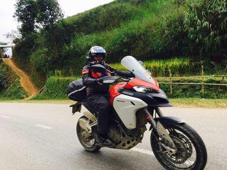 1.500km xuyen Viet trai nghiem Ducati Multistrada 1200 Enduro - Anh 11