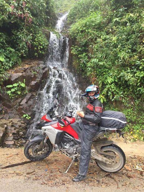 1.500km xuyen Viet trai nghiem Ducati Multistrada 1200 Enduro - Anh 14