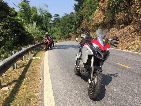 1.500km xuyen Viet trai nghiem Ducati Multistrada 1200 Enduro - Anh 15