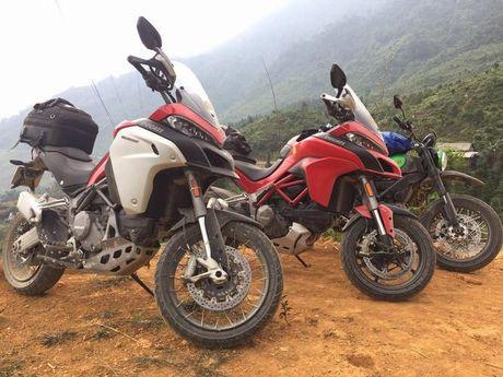 1.500km xuyen Viet trai nghiem Ducati Multistrada 1200 Enduro - Anh 4