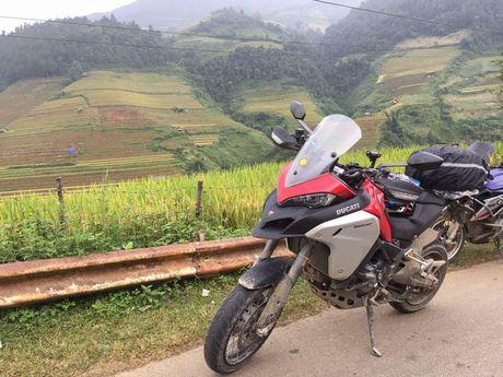 1.500km xuyen Viet trai nghiem Ducati Multistrada 1200 Enduro - Anh 7