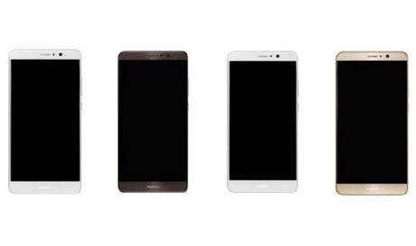 Huawei Mate 9 sap ra mat voi man cong nhu Note 7 - Anh 2