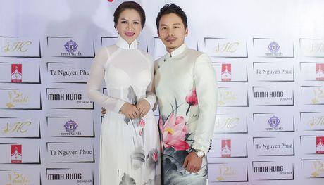 Hoa hau Thanh Thuy khien 'dan em' phat hon vi vong eo hoan hao - Anh 7