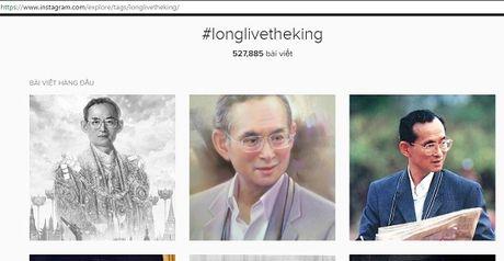 Thai Lan: Duc vua bang ha, nguoi dan oa khoc tiec thuong - Anh 9